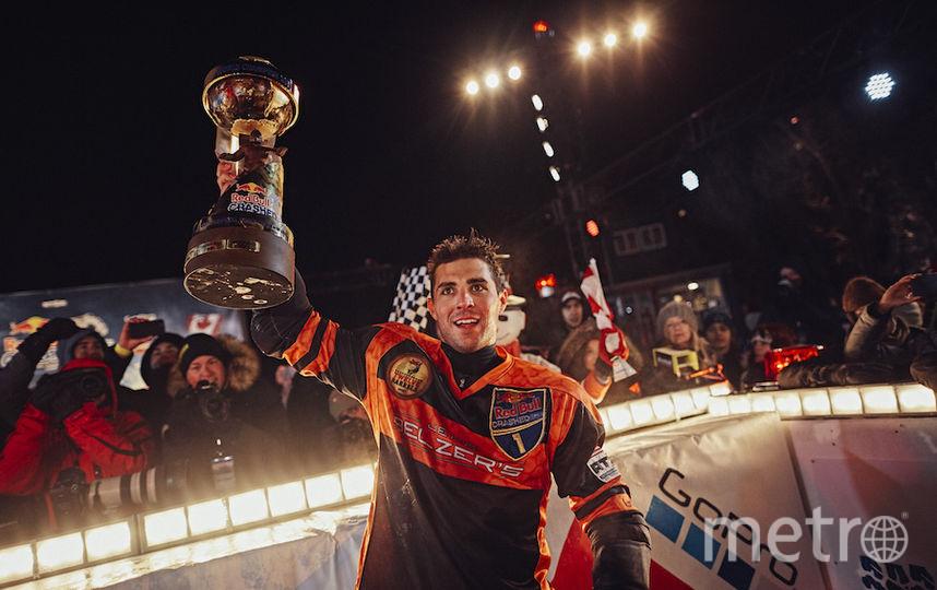 Он стал первым спортсменом, выигравшим чемпионат дважды подряд. Фото redbullcontentpool.com