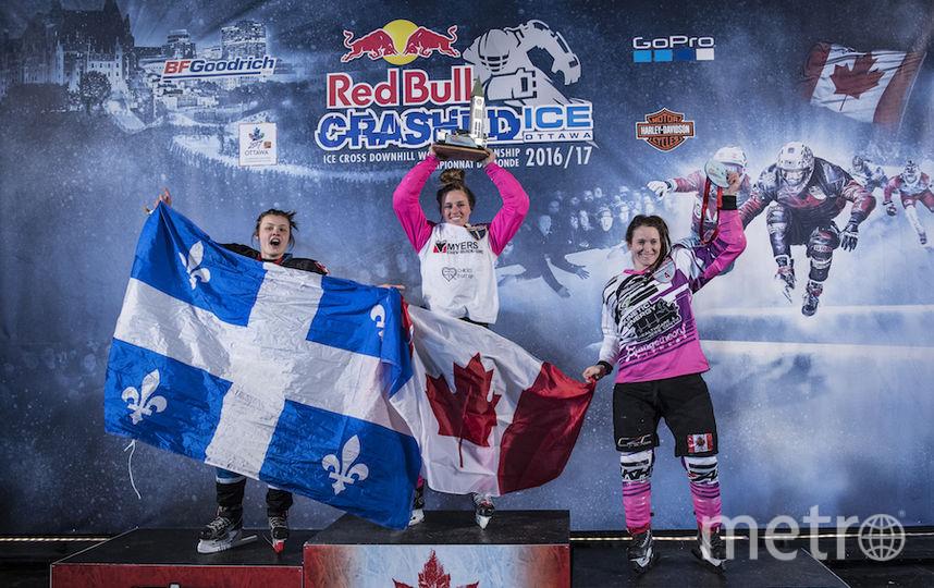 Женские соревнования порадовали Трюдо победой канадки. Фото redbullcontentpool.com