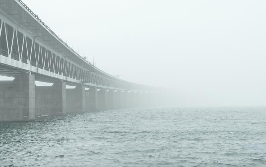 Кберегам Швеции прибило старую морскую мину
