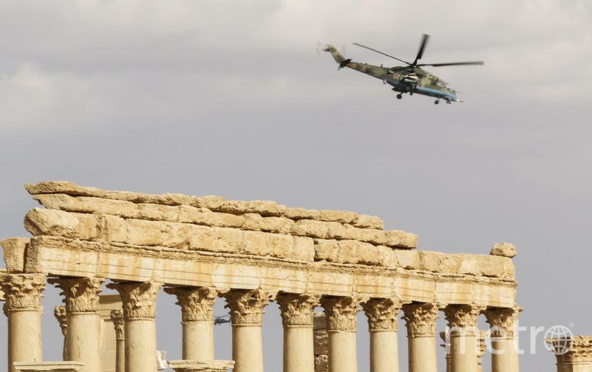 ВС РФ в Сирии. Фото AFP