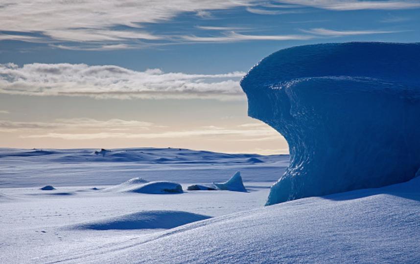 "Арктика может ""растаять"". Фото Getty"