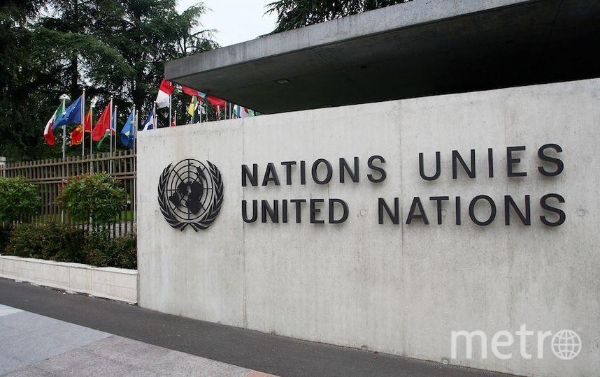 ООН. Фото Getty