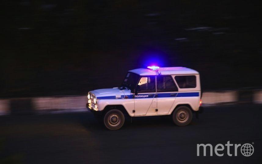 Вцентральной части Москвы угнали Мерседес-Бенс за8,5 млн руб