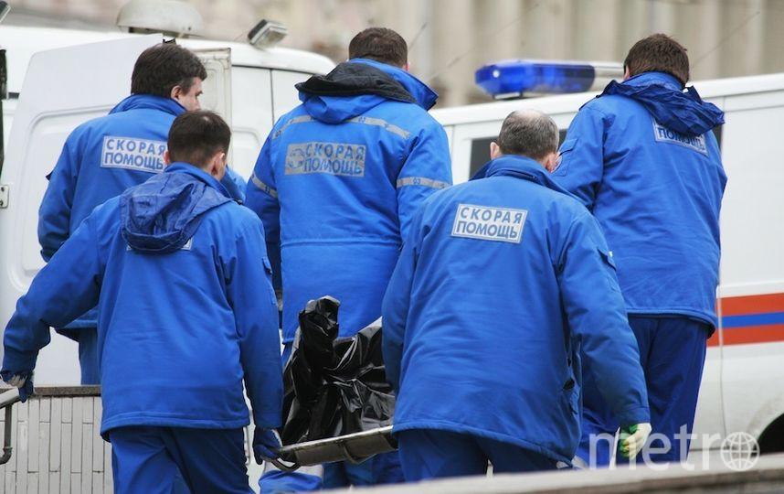 Тело согнестрельным ранением обнаружили насевере столицы