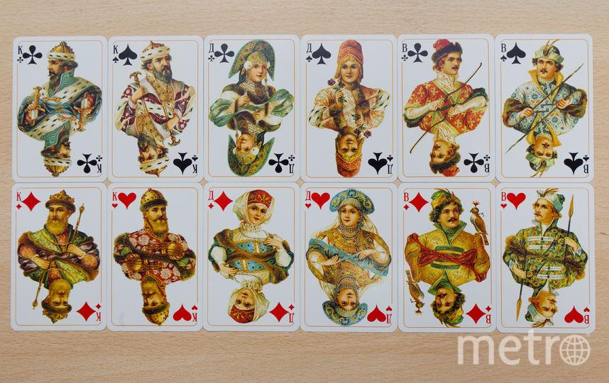 """Колода карт """"Русский стиль"""". Фото Василий Кузьмичёнок"""
