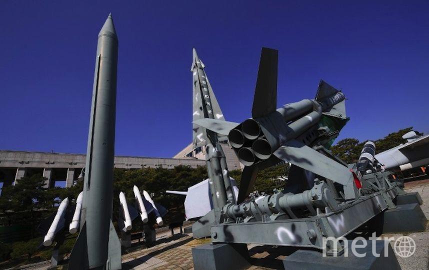 Запуски ракет в КНДР. Фото AFP