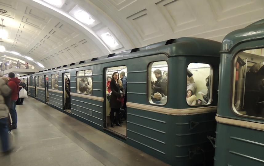 Метрополитен. Фото Белов Данила
