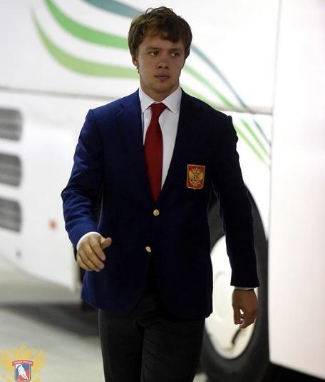 Российский хоккеист Артемий Панарин. Фото Instagram/artemiypanarin