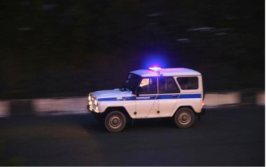 Осужденный хулиган статуировкой убежал из клиники вЛомоносове