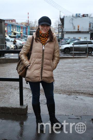 Юля, певица. Фото Василий Кузьмичёнок