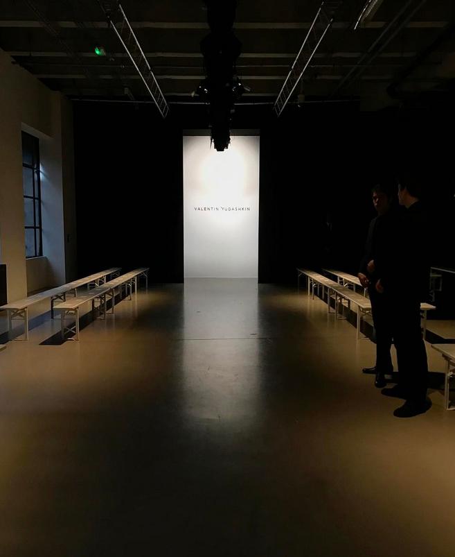 Юдашкин произвел фурор на Парижской неделе моды. Фото Getty