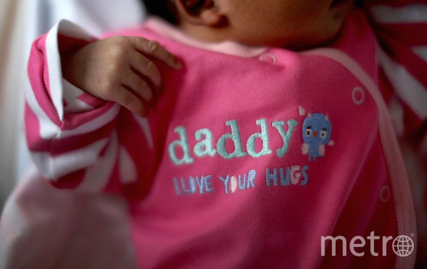 Теперь в детских именах нельзя будет использовать цифры и символы. Фото Getty