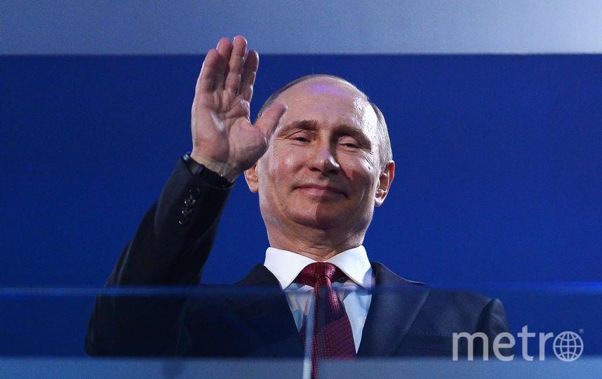 Владимир Путин поздравил россиянок с Международным женским днем. Фото Getty