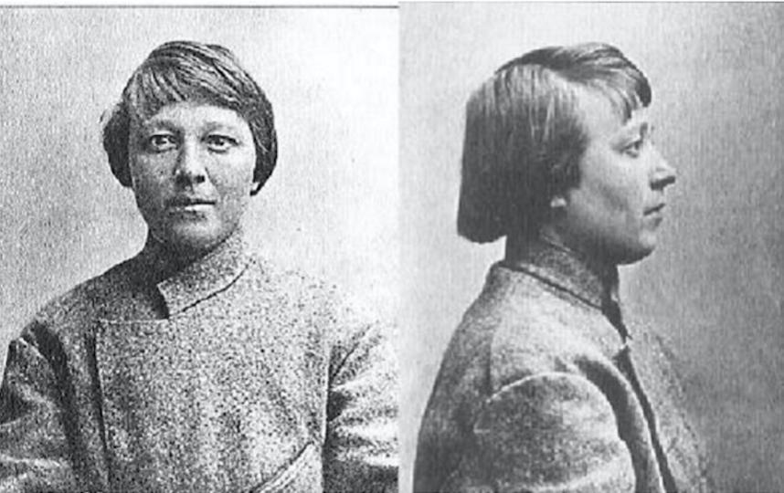 Вот так в реальности выглядела агент МУРа Климова. Фото wikipedia.org.