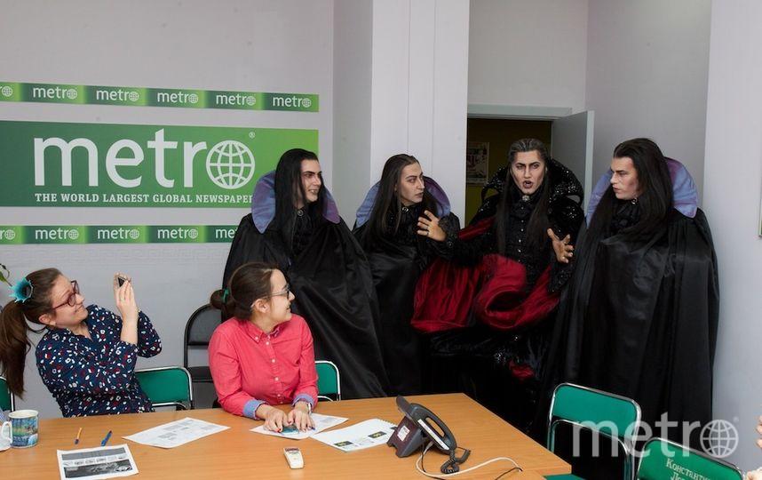 """Первое появление. Фото Василий Кузьмичёнок, """"Metro"""""""