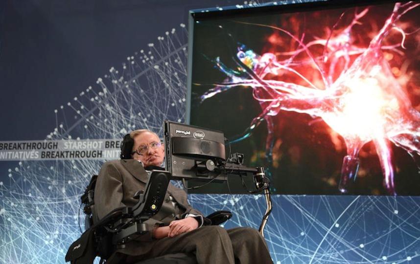 Стивен Хокинг. Фото Getty