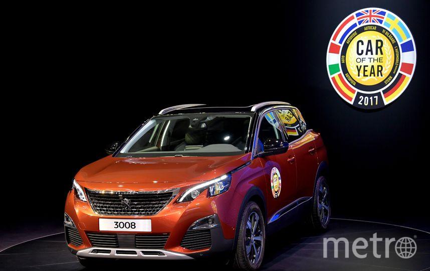 Звание автомобиля года вевропейских странах досталось Пежо 3008