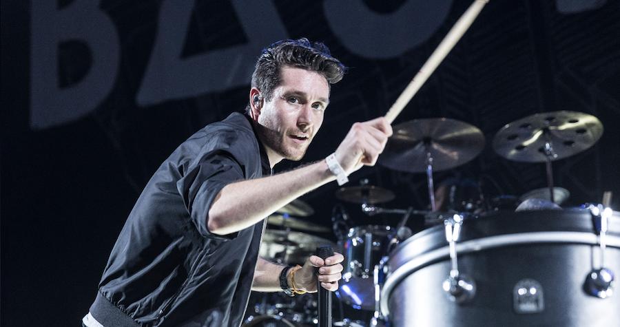 Дэн Смит – солист инди-рок-группы Bastille. Фото Getty