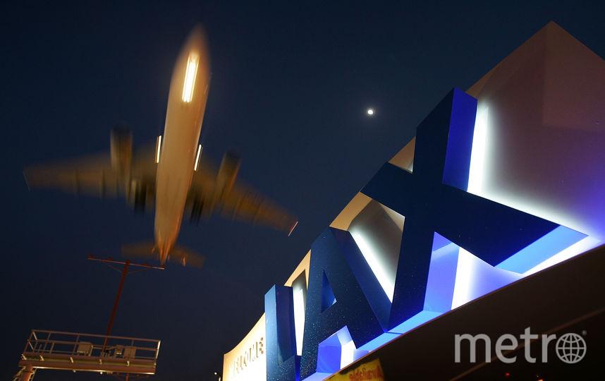 Аэропорт Лос-Анджелеса. Фото Getty