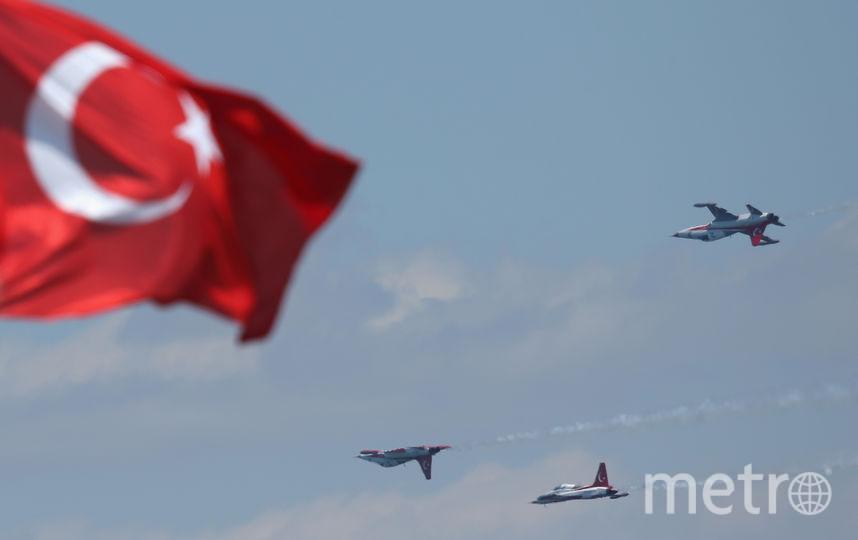 ВС Турции. Фото Getty