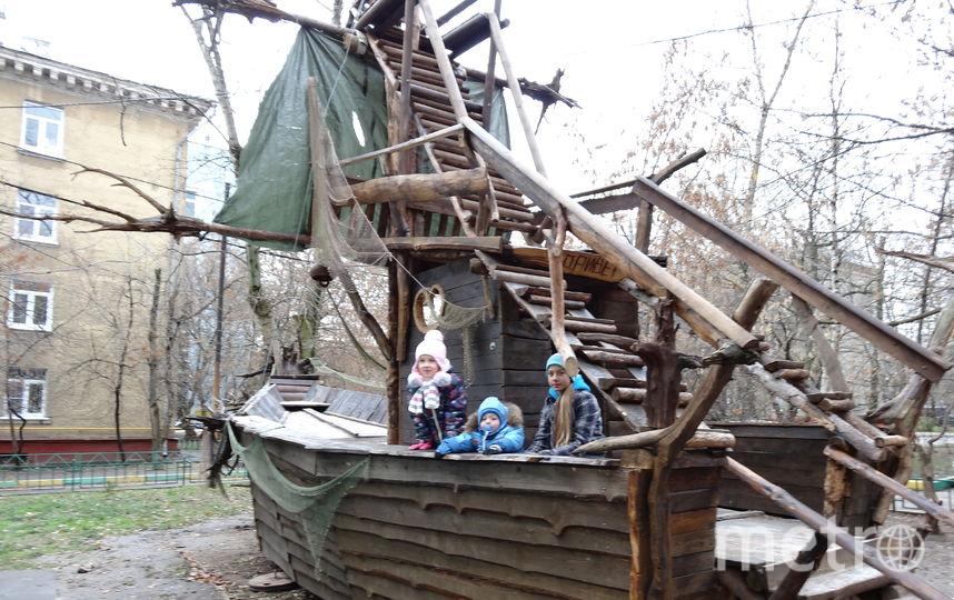 Так выглядел корабль в 2012 году. Фото Дарья Буянова, Андрей Сальников.