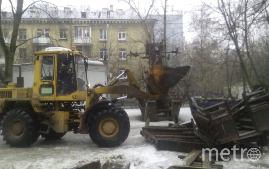 """Теперь их нет. Фото Дарья Буянова, Андрей Сальников., """"Metro"""""""