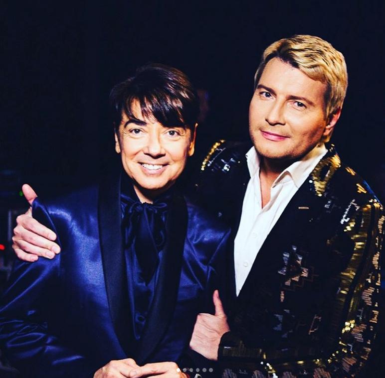 Фото: www.instagram.com/nikolaibaskov.