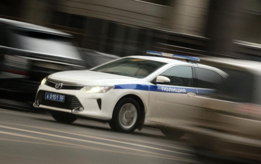 Полиция Москвы. Фото РИА Новости