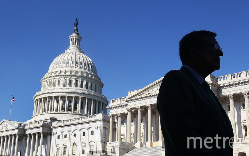 Сенат США. Фото Getty