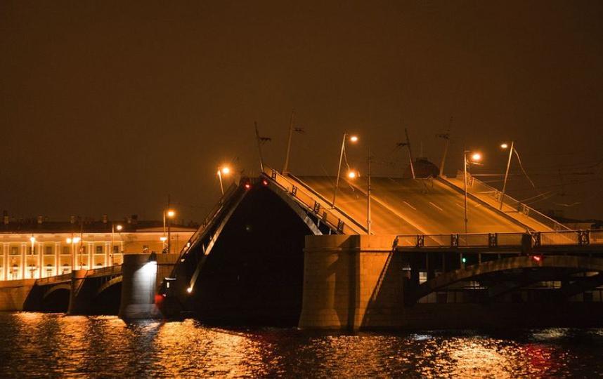 Wi-fi появится на 14 мостах в Санкт-Петербурге. Фото Википедия.
