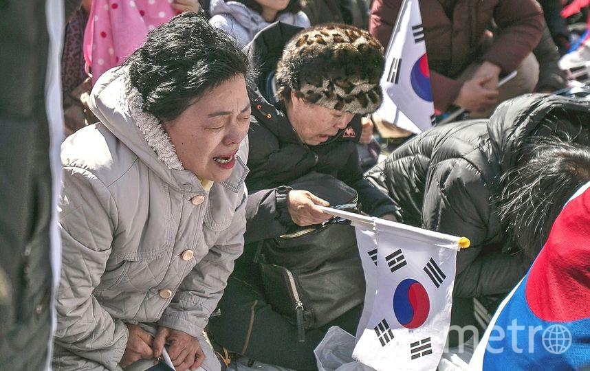 Впроцессе протестов вСеуле погибли люди