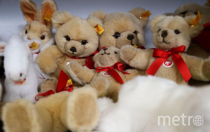 Петербург: поймали похитителя плюшевого медведя наBMW X5