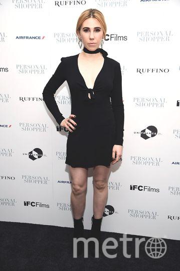 Актриса Заша Мэмет. Фото Getty