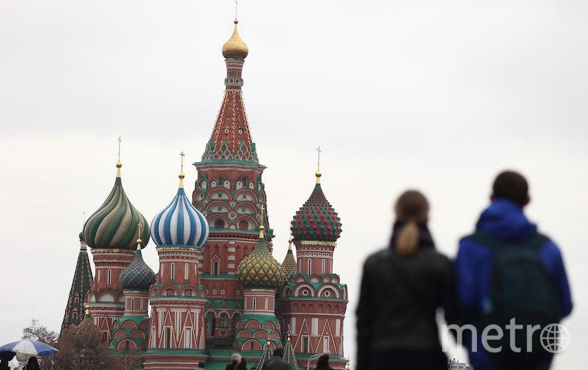 Выходные в столице России обещают быть теплыми— Синоптики