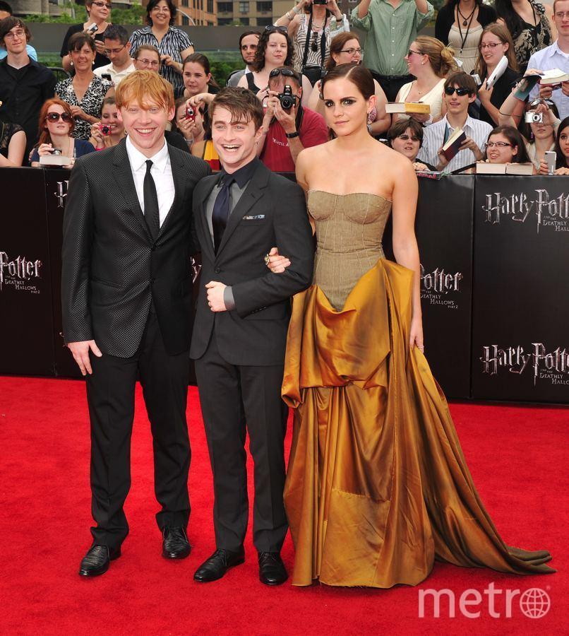 Поклонники перестали узнавать звезду «Гарри Поттера». Фото Getty