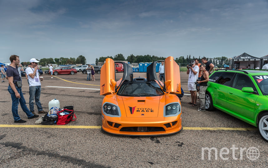 Saleen S7. Фото Auto.ru