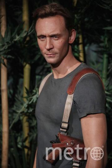 Актёр Том Хиддлстон. Фото Getty
