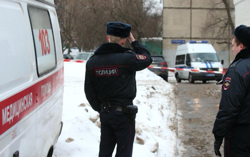 Полицейские. Фото РИА Новости