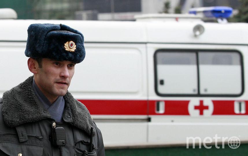 Сотрудник Полиции. Фото Getty