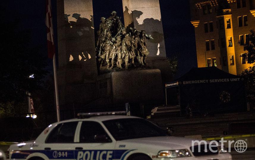 ВКанаде полицейские убили известного сторонника «русского мира»