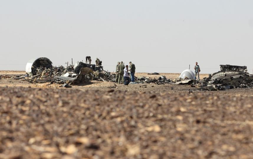 "Петербуржец ""признался"" во взрыве самолета над Синаем. Фото Getty"