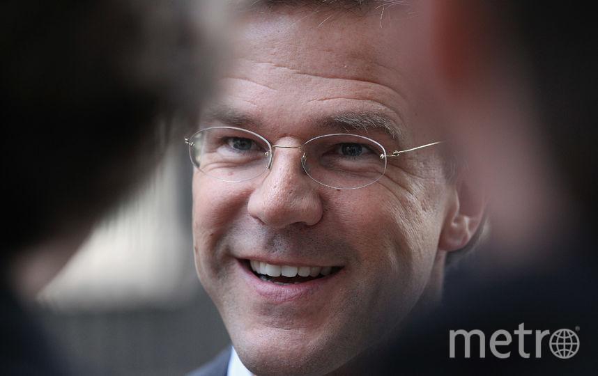Премьер Нидерландов желает урегулировать отношения сТурцией