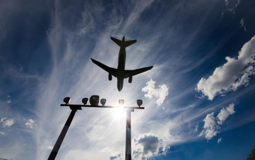 По меньшей мере два рейса в Берлин из Пулково отменили. Фото Getty
