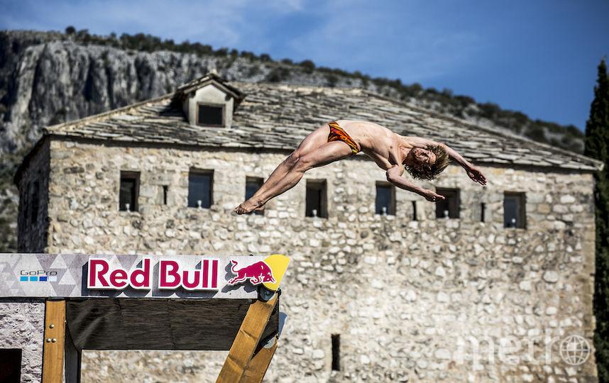 Действующий чемпион мира Гари Хант. Фото redbullcontentpool.com