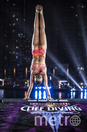 В серии также проводятся соревнования среди женщин. Фото redbullcontentpool.com