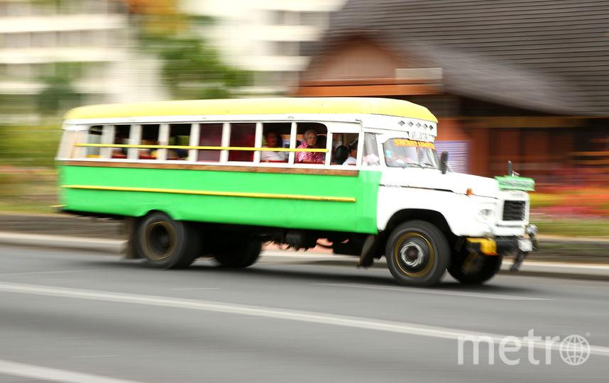Жертвами въехавшего втолпу автобуса наГаити стали неменее 30 человек