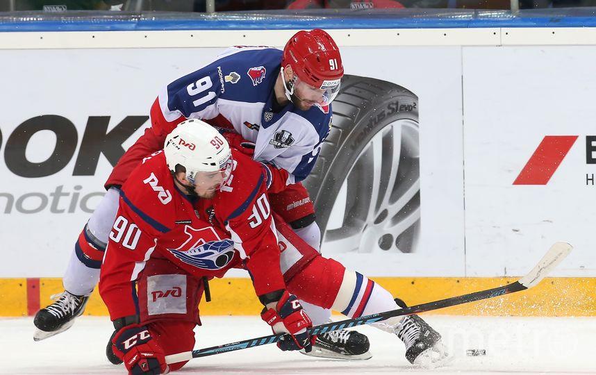 Следующая игра пройдёт 14 марта. Фото photo.khl.ru/ Неелов Ярослав
