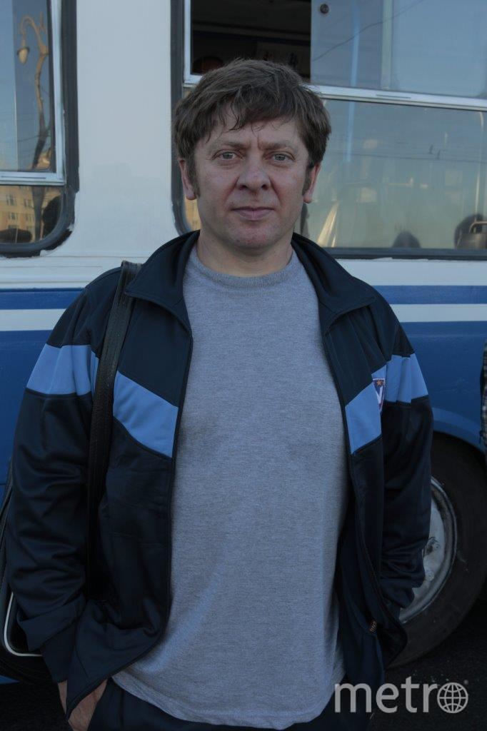 Дмитрий Брекоткин. Фото Пресс-служба фильма