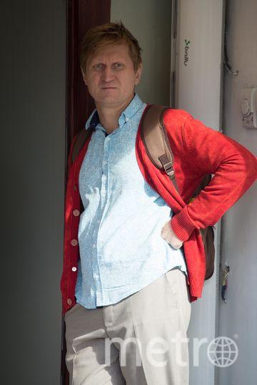 Андрей Рожков. Фото Пресс-служба фильма