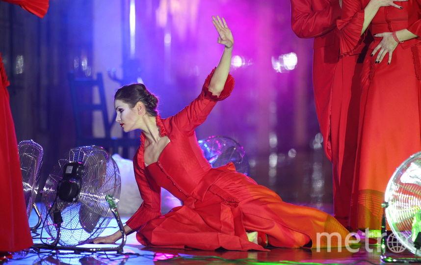 «Ночь балета» прошла встолице навыходных